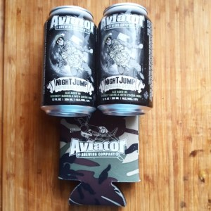 Night Jump Imperial Stout (Aviator Brewing)