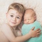 Neugeborenenbilder mit Leni aus dem Raum Esslingen