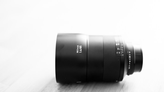 Zeiss Milvus 85mm f/1.4 ZF.2