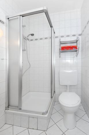 Badezimmer-Kiebitz