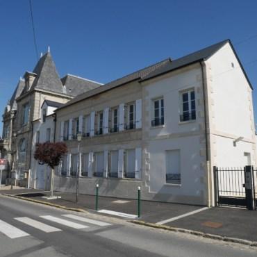 Extension de la mairie