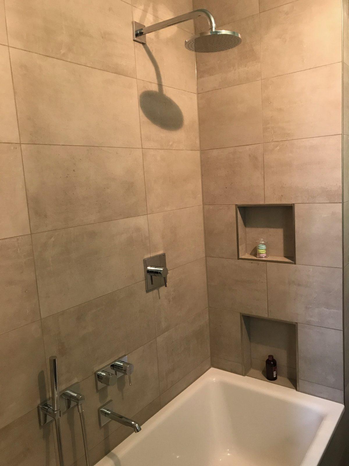 Badezimmer Farbkonzept Konzept  parsvendingcom