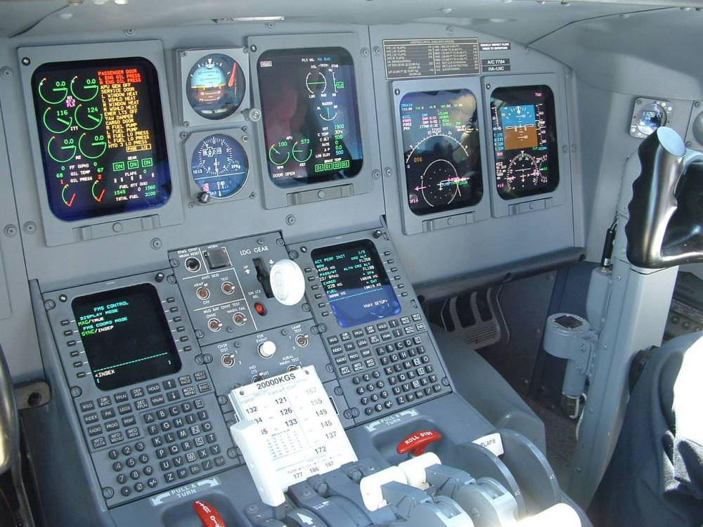 medium resolution of avionics refers to the electronic systems used on an aircraft avionic systems include communications navigation monitoring flight control systems