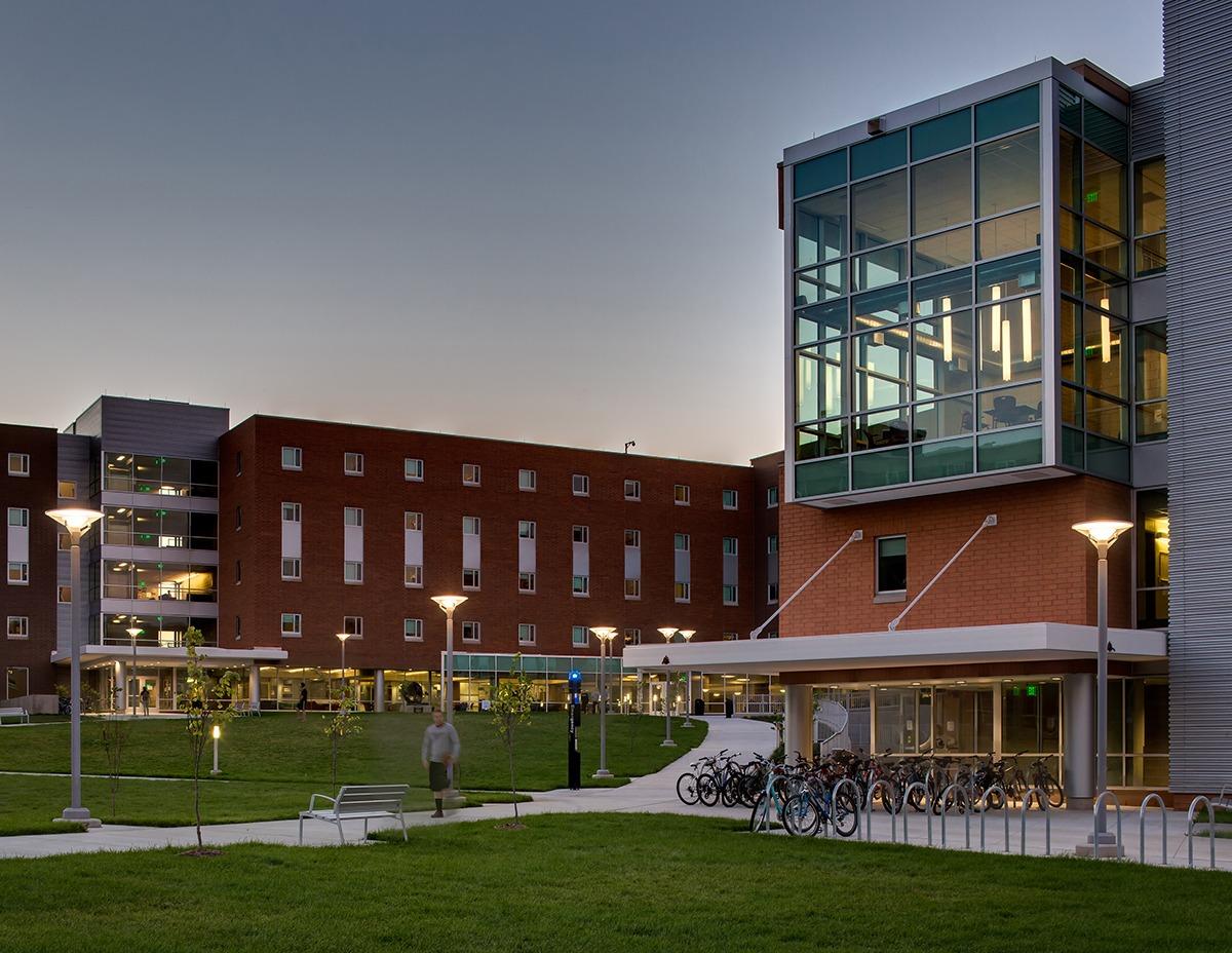 Oakland University Oak View Hall  NeumannSmith Architecture