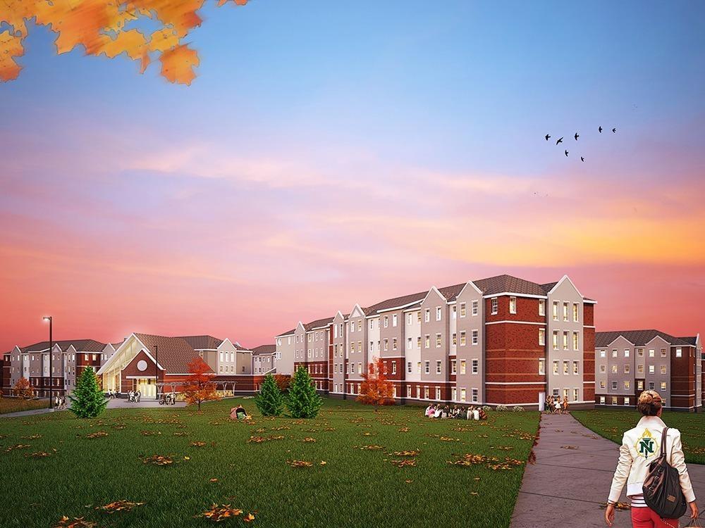 Northern Michigan University Student Housing  Neumann