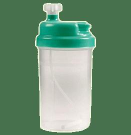 frasco humidificador de oxigeno