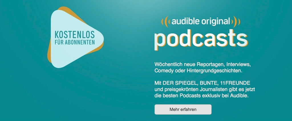 Audible-Podcasts