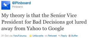 Was ist mit Googles Urteilskraft passiert?