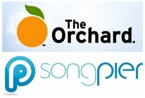 Logos The Orchard / Songpier