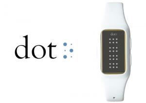 Vernetzte Welt #44: Die erste Braille-Smartwatch der Welt