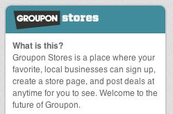 Groupon im Social-Startup-Pattern