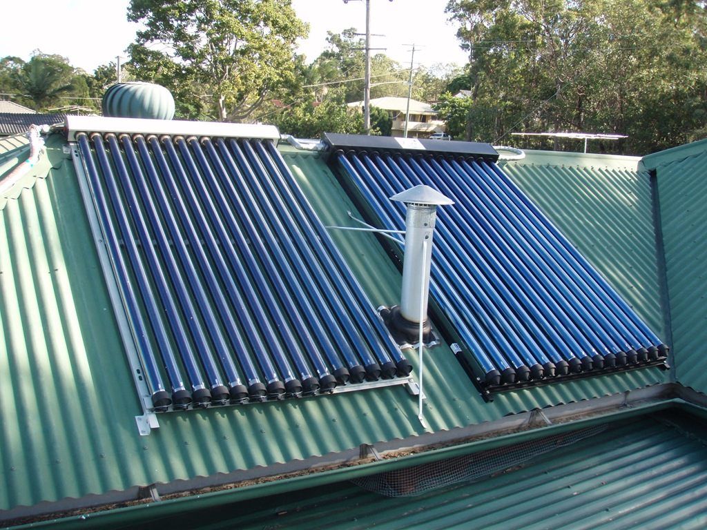 DIY Solar Hot Water « Paul\'s esoteric meanderings