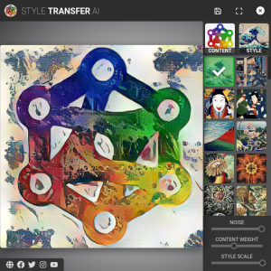 Style Transfer AI - Product Image
