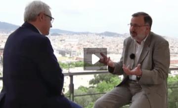 El programa Retrats entrevista al doctor Tizón