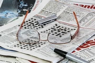 Adults de més de 50 anys que regurlament fan mots encreuats o sudokus tenen més agudesa mental