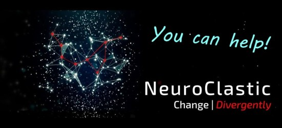 You can help NeuroClastic change, divergently! Our autistic community is powered through support from people like you. Partner with us now!