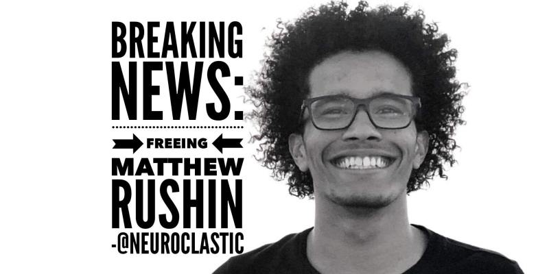 matthew rushin pardon signed press release neuroclastic