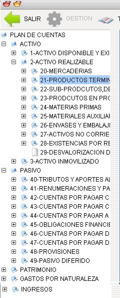 JTree dentro de JTreeTable + Mysql+Cuenta Contables (4/4)