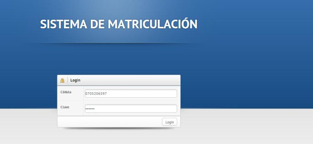 SISTEMA DE MATRICULACIÓN BÁSICO CON MYSQL+PHP+JQUERY+JSON+DATATABLE (4/6)