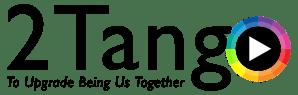 2tango woordlogo met slogan copy