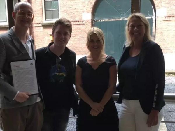 Neurodiversity Foundation met Merlijn en Saskia Buma - autisme voorstellen 2e kamer