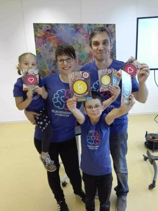 neurodiversiteit stichting - neurodiverse families