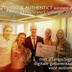 2Tango wint Sustainable Healthcare
