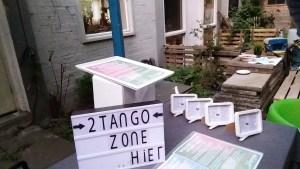 2Tango.Walkie talkie prototype event