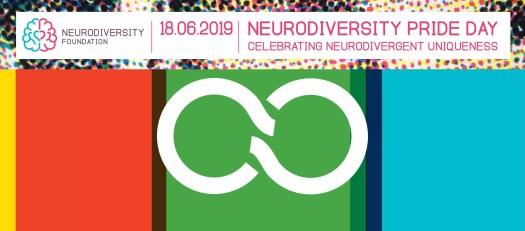 Neurodiversity Pride Day 2019 Banner