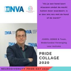 Neurodiversity Pride Day 2020 - Karol Henke NVA