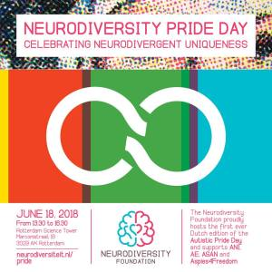 neurodiversity pride day banner official