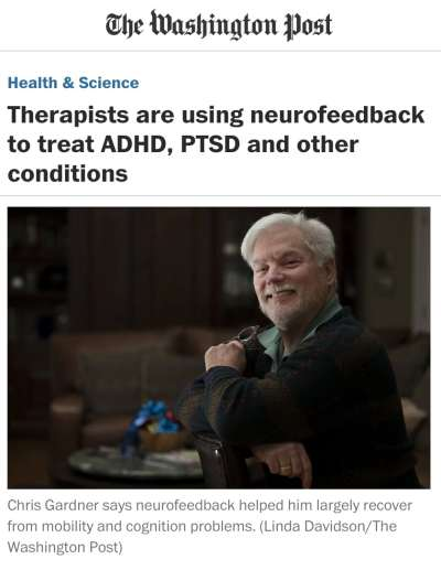 washington post article on neurofeedback therapy
