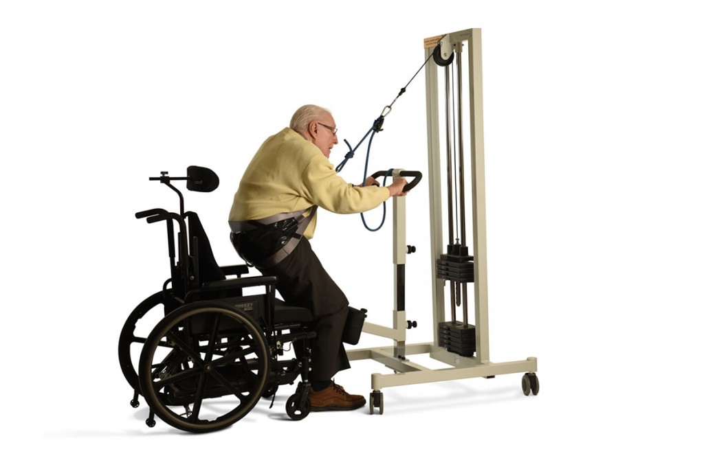 chair sit to stand exercise fresco high trainer neurogym technologies inc key benefits
