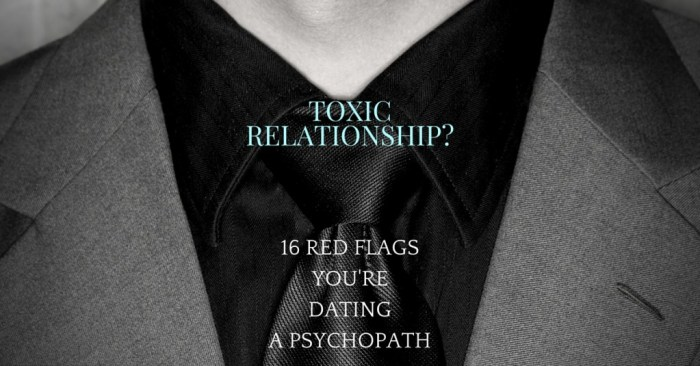 Are You Dating a Psychopath? | 16 Warning Signs of