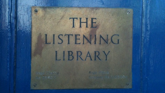 The Talking Library
