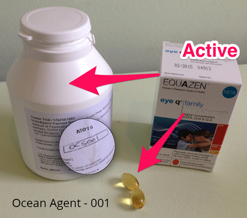 OCEAN Research Omego Oils revisit