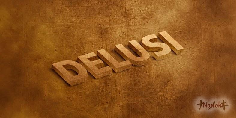 Sistem Keyakinan - Sensasi - Halusinasi dan Delusi
