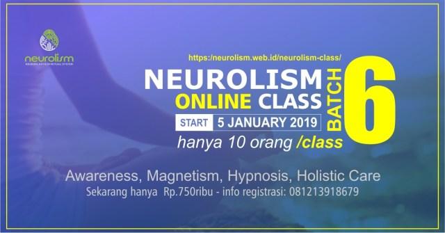 Kelas Online: Hipnosis, Kesadaran, Meditasi, & Penyembuhan
