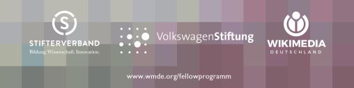 Fellowprogramm Freies Wissen
