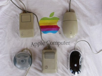 Macintosh egerek