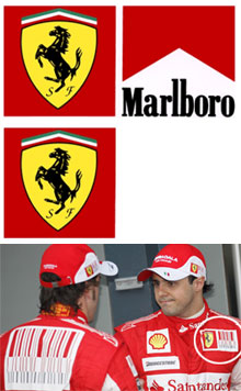 Malboro - Neuromarketing - Ferrari - Fórmula 1