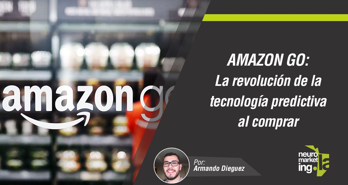 De qué va Amazon Go: la revolución de la tecnología predictiva al comprar