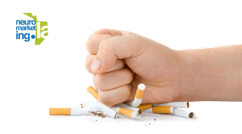 Neuromarketing con enfoque socialmente responsable y la lucha contra el tabaco