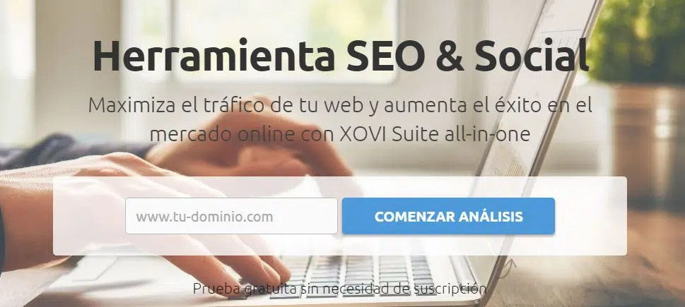 xovi suite herramienta de marketing online
