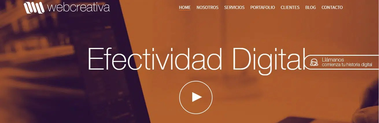 Agencia de marketing online WebCreativa