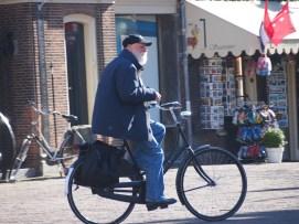 Todos andan en bici