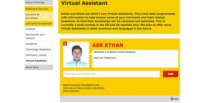Shell launches artificial intelligence-powered Virtual Assistant