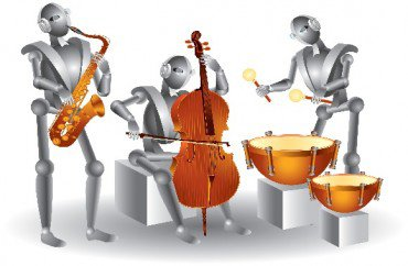 Stupid federal grants finally go to something awesome: jazz-playing robots