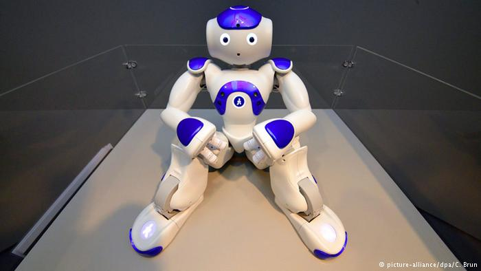 In Germany, robots will teach refugee children the language