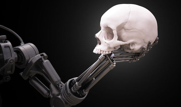 END OF HUMANITY? Artificial Intelligence could destroy us 'WITHIN DECADES' warns expert